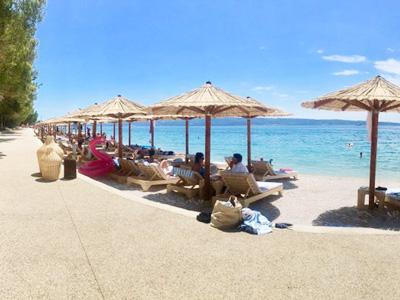 Best Beaches in Podstrana