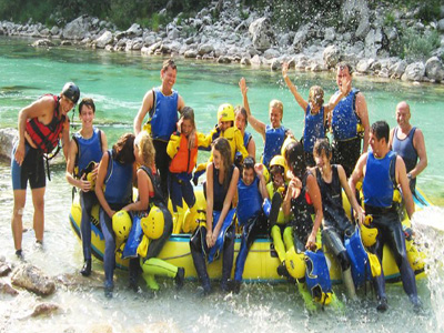 Teenage friendly tours for active families