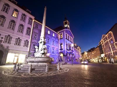 Ljubljana for Family adventures in Slovenia