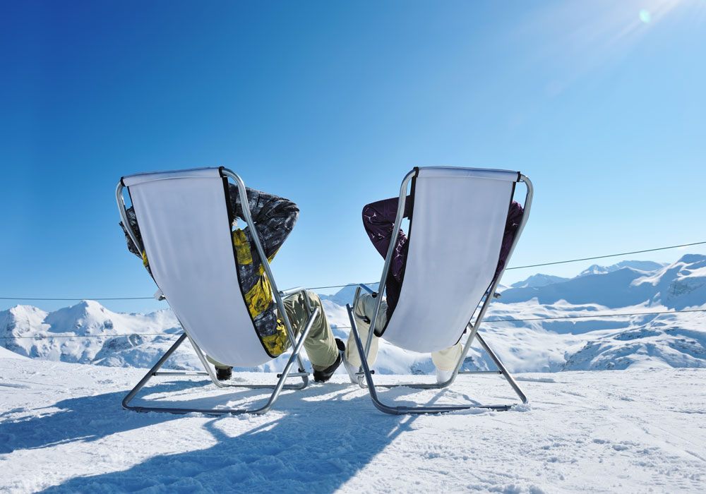 skiing holidays for families with teenagers
