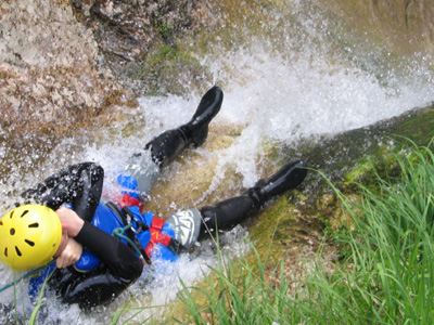 Slovenia canyoning day tours