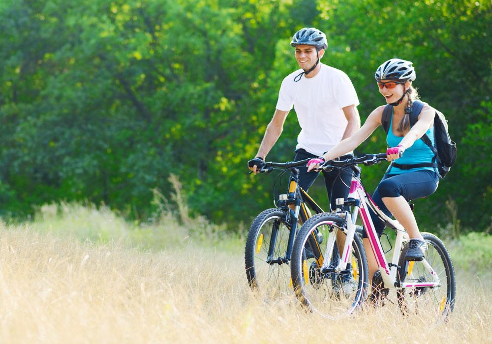 Slovenia family cycle holidays