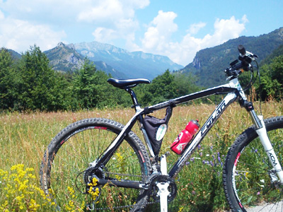 Slovenia mountain bike tours