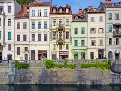 Ljubljana for family holidays