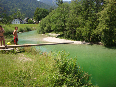 Slovenia walking holidays for families